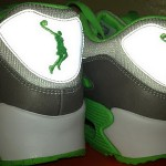 "Leaked: LeBron James' Nike Air Max 90 ""Dunkman"""