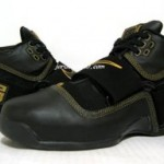 Nike Zoom Soldier Black/Gold Sample vs GR