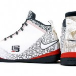 LeBron's USA Lion-lasered Soldier II coming to House of Hoops