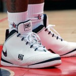 USA Olympic Nike LeBron Zoom Soldier 2 Player Exclusive