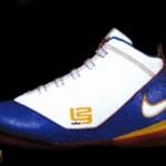Nike Zoom LeBron Soldier II 'Superman' Akron Samples