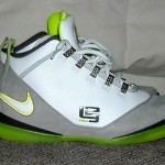 Nike LeBron James Zoom Soldier II Dunkman Sample