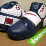 Nike Zoom LeBron Soldier Olympic GR Showcase