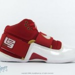Nike Zoom Soldier White-Red-Gold GR vs Ohio State Away PE