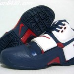 Nike Zoom LeBron Soldier Olympic GR vs PE
