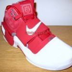 An exclusive look at the Zoom LeBron Soldier OSU Away PE