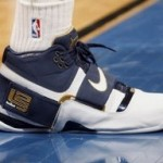 LeBron Soldier 2007 NBA Finals Game 1 PE