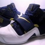 Nike LeBron Soldier detail photos