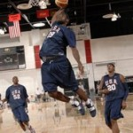 USA Basketball Team mini camp: day one