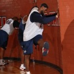 USA Basketball Team training camp: day one