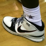 It's Official Now! Take a Look at King James' NIKE ZOOM LEBRON VI Olympic PE.
