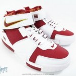 Zoom LeBron II Triple Double Player Exclusive Showcase
