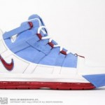 Nike Zoom LeBron III Houston Oilers PE
