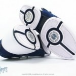 Super-limited Zoom LeBron V Yankees Release at the Outlets