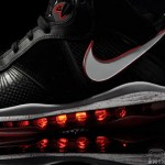 The Showcase: Nike Air Max LeBron 8 (VIII) Miami Heat Colorway