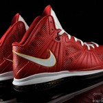 "The Showcase: Nike LeBron 8 ""FINALS"" Hits Nikestore Europe"