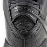 Nike Air Max LeBron 8 V1 Triple Black Showcase in HD