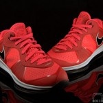 "The Showcase: Nike Air Max LeBron 8 V/2 Low ""Solar Red"""