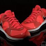 "The Showcase: Nike Air Max LeBron 8 V/2 Low ""Solar Red"""