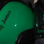 Dada LeBron Shoes? Preview of James' Special SVSM Make Up