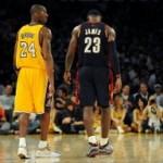 Kobe Bryant vs LeBron James – The Never Ending Story