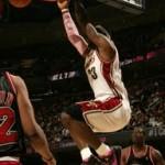 Cavs Handle Bulls. James Named POTM. Debuts Pink Nike LBJ7.