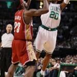 Cavs Dismante Celtics. King James Debuts the Phantom Alternate.