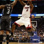 LeBron Torches Magic for 51 Points. Sets Miami Heat Record with 23 in First Quarter.