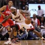 LeBron James and Miami Heat Dominate Game Two. Take 2-0 Series Lead.