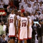 Things Get Physical as Wade Leads Heat to Chippy Game 1 Win