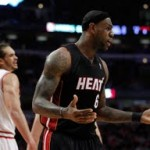 Chicago Bulls Out-hustle Miami Heat on Boards. Take Game One.