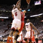 Miami Takes Game 3. James Shines in New LeBron 8 P.S. Home PE.