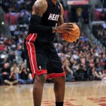 LeBron Debuts Red/Black LBJ9 PE in Heat's Second OT Loss