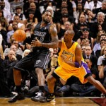 "Miami Heat Goes ""Black in Black"" and Beat Kobe and the Lakers"