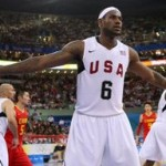 Lead by LeBron James U.S.A. Team Cruises Past Host China