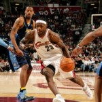 LeBron James' photos from past few NBA games