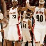 2007 NBA Playoffs photo recap: round 1   game 1