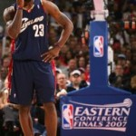 2007 NBA Playoffs photo recap: ECF | game 1