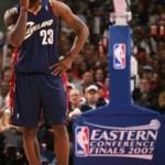 2007 NBA Playoffs photo recap: ECF | game 1