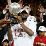Welcome to the 2007 NBA FINALS – Cleveland Cavaliers!