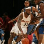 2007-08 NBA Pre-season: photos from past few games