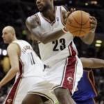 2007-08 NBA Season: CLE vs NYK. A different story.