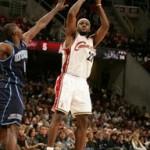 2007-08 NBA Season: CLE vs UTA. King James silence Jazz.
