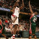 2007-08 NBA Season: CLE vs MIL, at MIN