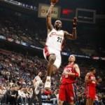 2007-08 NBA Season: CLE at NJN, vs PHI. Cavs drop two more.