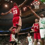 2008 NBA Playoffs R2G5: Homecourt Advantage Is The Key