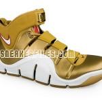 LeBron 'King' James 2007 NBA All-Star Shoes