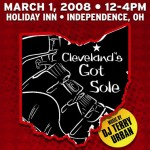 Cleveland's Got Sole Sneaker Exhibition