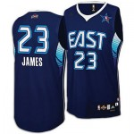 LeBron James' 2009 NBA All-Star Jersey and Shoes