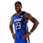 LeBron James is Top Vote-getter for 2010 NBA All-Star in Dallas